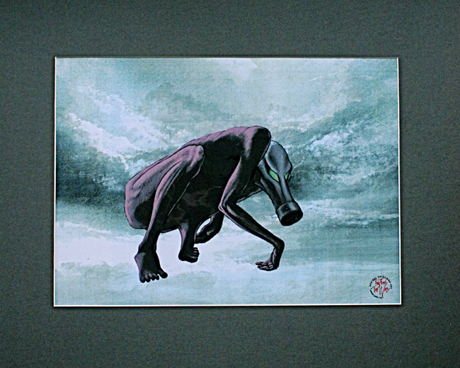 Pink Floyd The Wall Art art-loft | animation art cels | pink floyd - the wall - cels ii